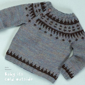 Baby it's cold outside - Susie Haumann
