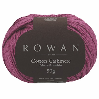 ROWAN - Cotton Cashmere