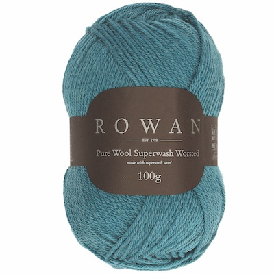 ROWAN - Pure Wool Worsted