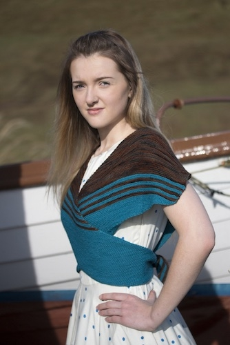 The Book of Haps - Shore Hap by Martina Behm