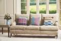 ROWAN - Seasonal Palette by Dee Hardwicke - Colour Block Autumn Vine Cushions