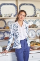 Magazin No 63 - Willow - Delft Cardigan