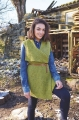 ROWAN Around Holme - Elmtree - Felted Tweed