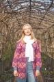 New Nordic - Ingrid - Felted Tweed - Kidsilk Haze