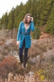 ROWAN Around Holme - Malham long - Valley Tweed