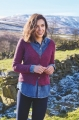 ROWAN Around Holme - Malham short - Valley Tweed