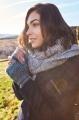 ROWAN Around Holme - Nether - Cashmere Tweed