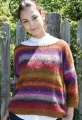 Noro Booklet 38 - Silk Garden Sock 423