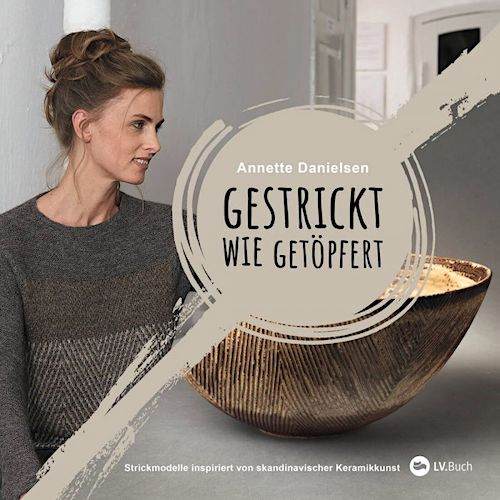 Annette Danielsen - gestrickt wie getöpfert - Zwiebel