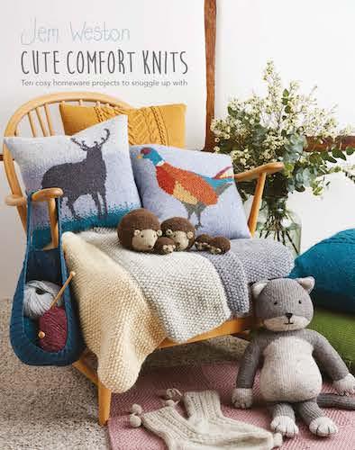Jem Weston - Cute Comfort Knits