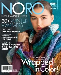 NORO Knitting Magazin No. 7 - Janome