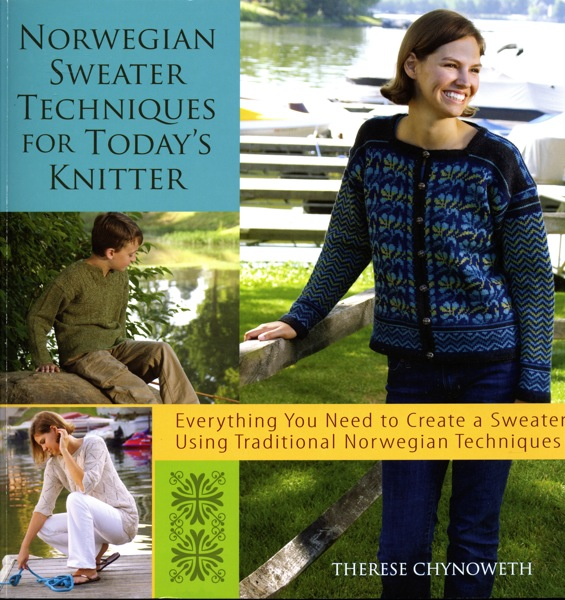 Norwegian Sweater Techniques for today\'s Knitters