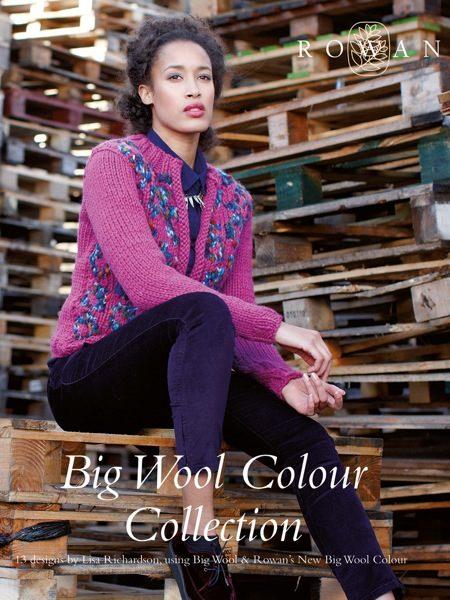 ROWAN - Big Wool Colour Collection - Waltz