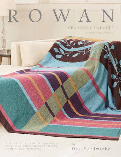 ROWAN - Seasonal Palette by Dee Hardwicke - Yarn Lifestyle