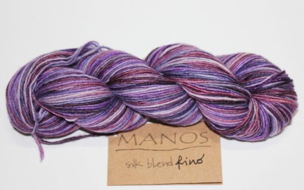 Silk Blend Fino - 9999 Violets - Detail