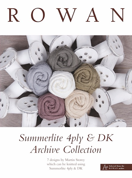 Summerlite 4ply und DK - Archive Collection - Sampler
