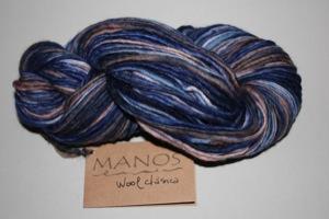 Wool Clasica multi - 7073 Neptune