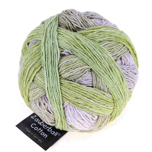 Zauberball Cotton - 2341 Junges Gemüse