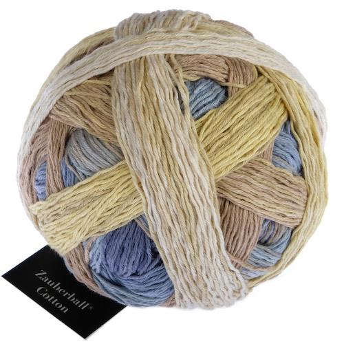 Zauberball Cotton - 2440 Feldversuch