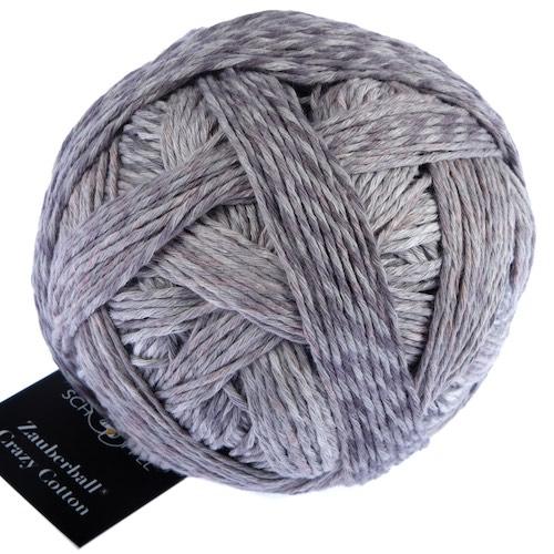 Zauberball Crazy Cotton - 2439 Mondfahrt