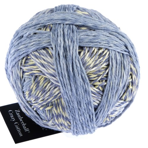 Zauberball Crazy Cotton - 2440 Feldversuch*