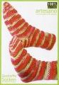 Anleitung: Stripe Socks