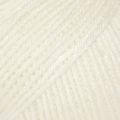 Baby Merino Silk DK - 670 Snowdrop