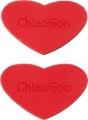 ChiaoGoo Griff-Pads Herz