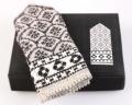 Garnpackung Handschuhe - Latvian Grey 3