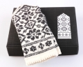 Garnpackung Handschuhe - Latvian Grey 10