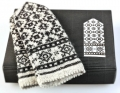 Garnpackung Handschuhe - Latvian Grey 4