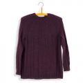 Garnpackung - Pullover Rote Bete