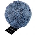 Alb Lino - 4201m Blau Melange