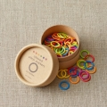 Coco Knits - Colored Ring Stitch Markers large