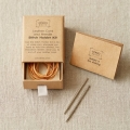 Coco Knits - Leather Cord and Stitch Holder Kit