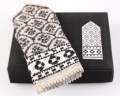Garnpackung Handschuhe - Latvian Gray 3