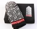 Garnpackung Handschuhe - Latvian Grey 7