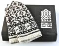 Garnpackung Handschuhe - Latvian Gray 4