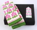 Garnpackung Handschuhe - Winter Flowers 2 white
