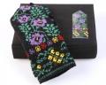Garnpackung Handschuhe - Winter Flowers 9