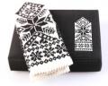 Garnpackung Handschuhe - Latvian Gray 8