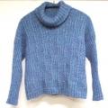 Garnpackung - Blau - türkisblau