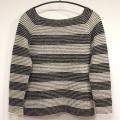 Garnpackung - Kontrast-Pullover Wolle