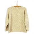 Garnpackung - Pullover Blumenkohl
