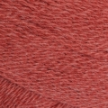 Highland Silk - Coral Red