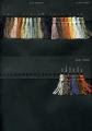 Isager Farbkarte 2013 - Silk Mohair, Plantfiber und Aran Tweed
