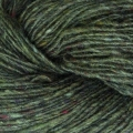 Isager Tweed - Bottle Green