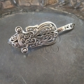 JUL - Baroque Beetle Shawl Pin