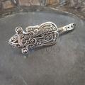JUL - Baroque Beetle Shawl Pin