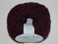 Luxury Tweed Aran - 16 Maroon